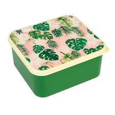 Lunchbox Tropische Palm