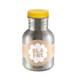 Drinkfles RVS geel - Blafre