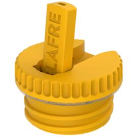 Dop met tuit geel - Blafre