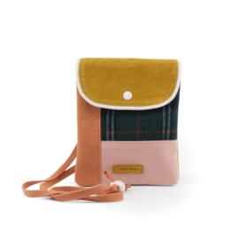 Portemonnee tasje (Wallet Bag) Forrest Green - Sticky Lemon