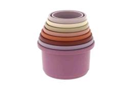 Stapeltoren Pastel - Mushie