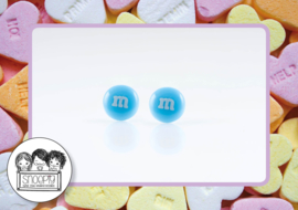 M&M oorbelletjes Snoepig