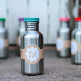 Drinkfles RVS Oranje 500 ml - Blafre