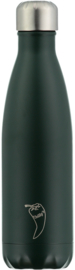 Chilly's Bottle 500 ml Green Matte