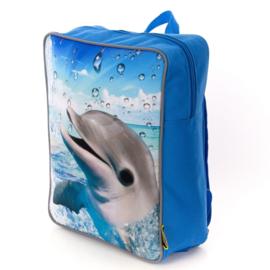 Rugzak Dolfijn - De Kunstboer