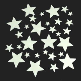 Lichtgevende sterren Night Sky - Rex London