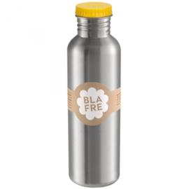 Drinkfles RVS geel 750 ml  - Blafre