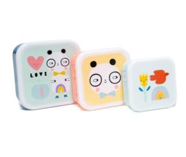 Lunchbox set Panda Love - Petit Monkey