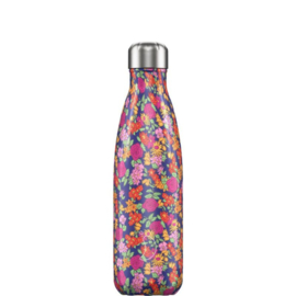 Chilly's Bottle 500 ml - Wild Rose
