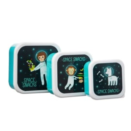 Lunchboxset Space Snacks - Sass & Belle