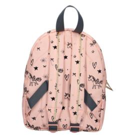 Rugzak Fearless  Pink Unicorn - Kidzroom