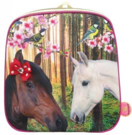 Rugzak Paarden - De Kunstboer