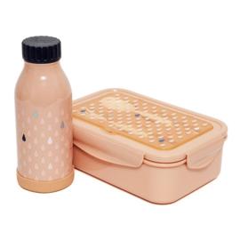 Bento Lunchbox Drops Peach