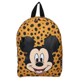 Rugzakje Style Icon Mickey Yellow