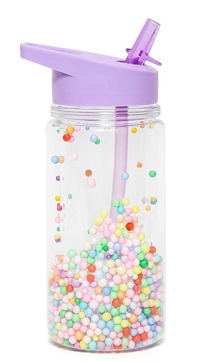 Drinkfles Macaron Pops Lilac - Petit Monkey