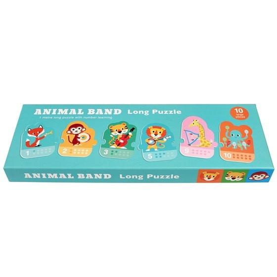 Lange Puzzel Animal Band - Rex London