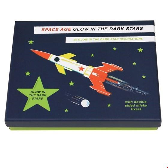Lichtgevende Sterren Space Age - Rex London