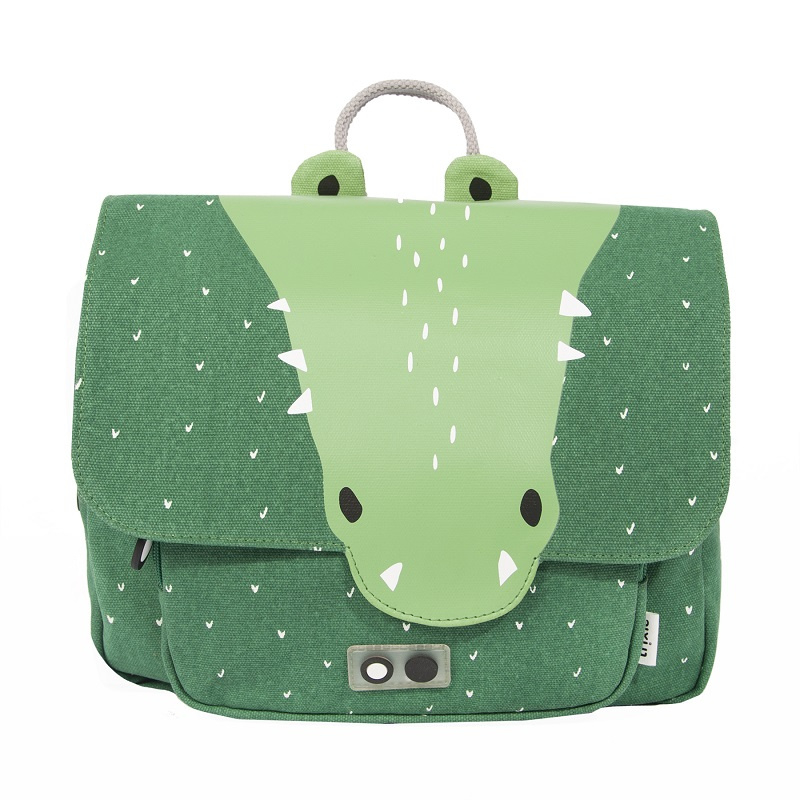 Boekentas Mr. Crocodile - Trixie