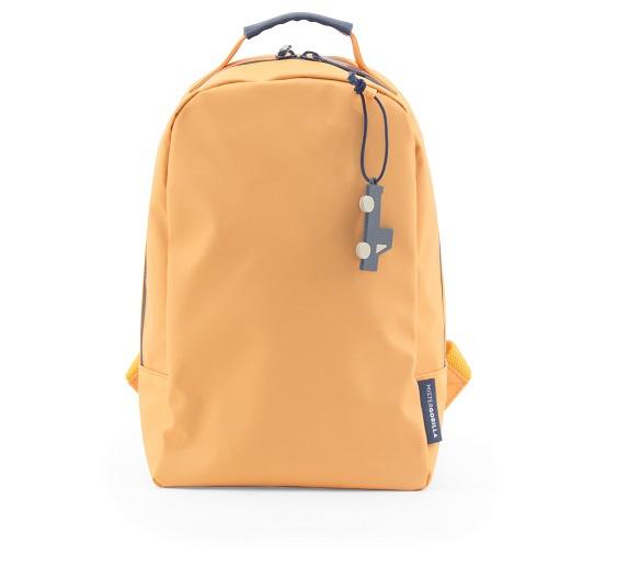 Backpack Mini Plain Neon Orange - Mister Gorilla