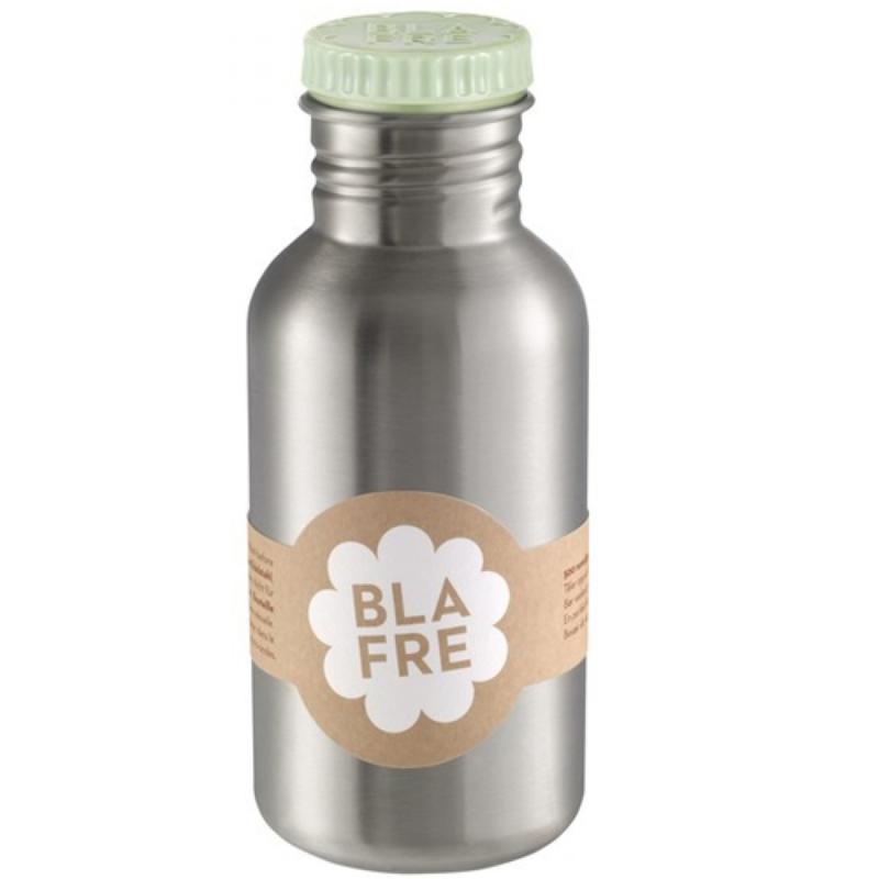 Drinkfles RVS mint 500 ml - Blafre