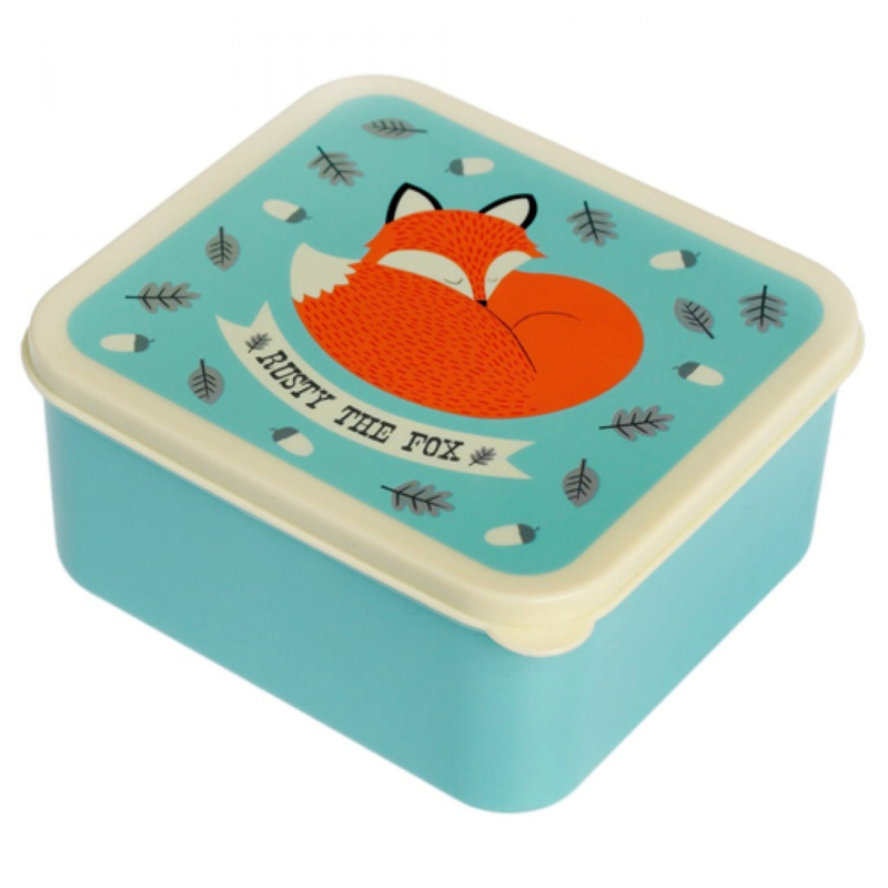 Lunchbox Rusty de Vos - Rex London
