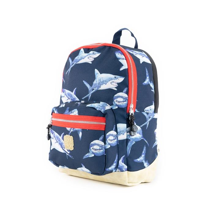 Rugzak Haaien Navy - Pick & Pack