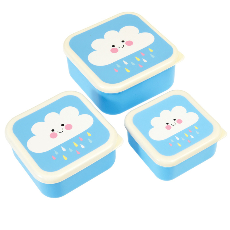 Lunchbox set Happy Cloud
