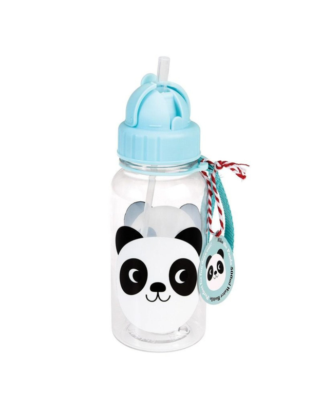 Waterfles Panda