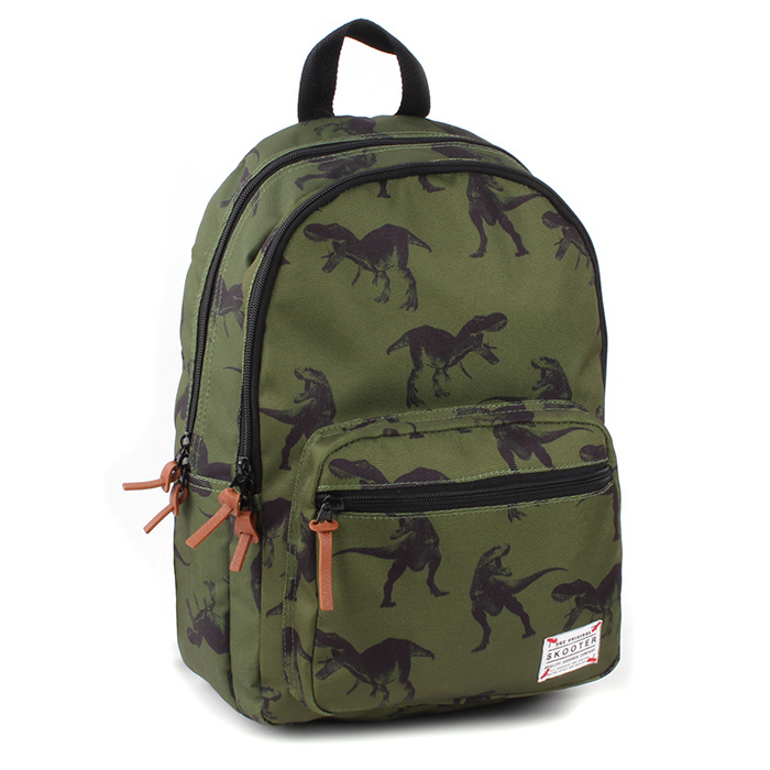 Rugzak Animal Kingdom  Green - Skooter