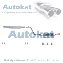 VW-Golf III 1.4i/1.6i/1.8i/1.9D 91-93 SET-3237