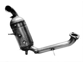 Mazda 3 1,6 DI Turbo 04- -> DPF-6005