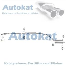 Opel Corsa C 1.0i-12v 00- SET-3169