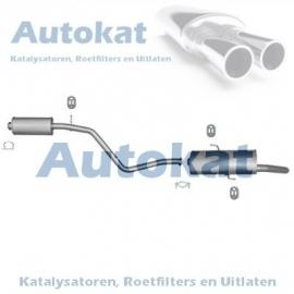 Peugeot-306 1.9D/TD 2.0HDi 97-02 SET-3198