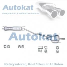 Opel Astra G 1.8i/2.0i 98-04 Hatchback SET-3161