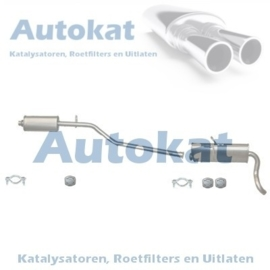 Citroen Berlingo 1.1i/1.4i 96-02 SET-3034