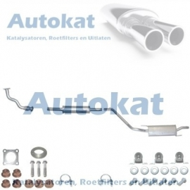 VW Golf 3 1.8i 93-95 SET-3227