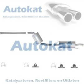 VW-Golf III 1.8i 91-98 SET-3239
