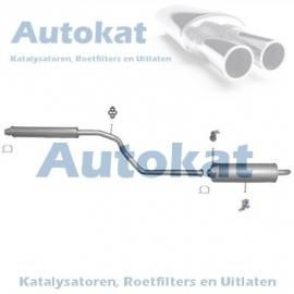 Peugeot-307 2.0i  02-05 SET-3201