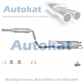Audi A3 1.6i 96-03 Hatchback SET-3020