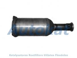 Citroen C6 2.7HDi 08- -> DPF-5036