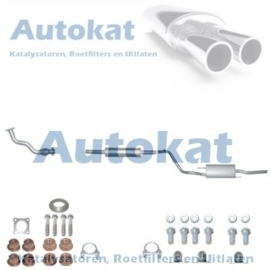VW Golf 3 1.8i 93-95 SET-3226