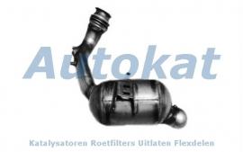 Mercedes GLK 320CDI 350 CDI 08- -> DPF-5116
