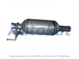 Mercedes Sprinter CDI OM642 06- -> DPF-5060