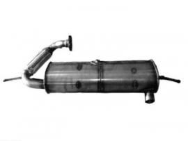 Smart Fortwo Coupe 0,8CDI 07- -> DPF-5100