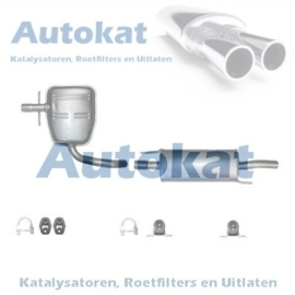 VW Golf 3 1.6/1.9/2.0 91-01 SET-3236