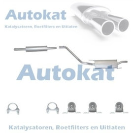 VW-Golf III 1.4i/1.6i/1.8i 93-97 SET-3238