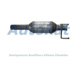 Mercedes Sprinter 906 2.1 CDI 06- -> DPF-5017