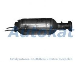 Ford S-Max 2.0TDCi 06- -> DPF-5028
