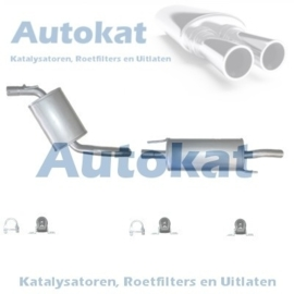 VW-Golf III 1.8i 91-00 SET-3235