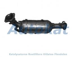 Nissan Navara 2.5dCi 06- -> DPF-5027